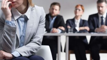 Introvert in meeting setting